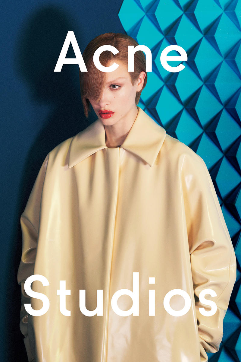 david sims acne studios campaigns photography