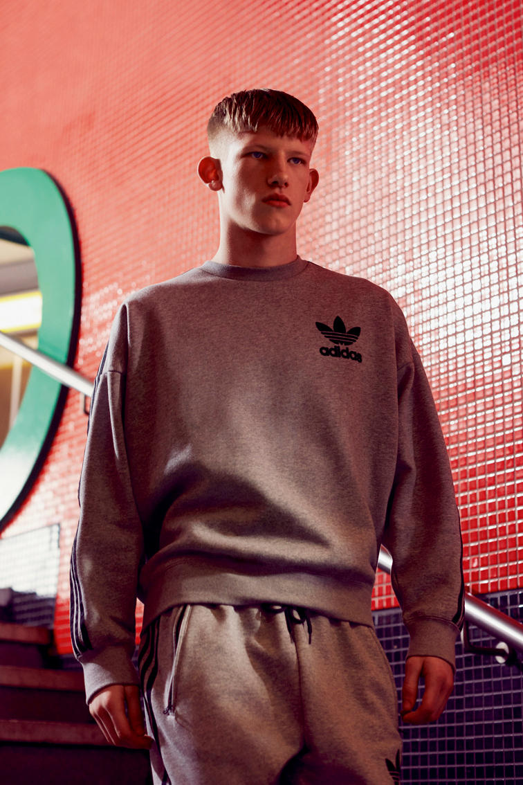 adidas highlights sportswear footwear berlin lookbook