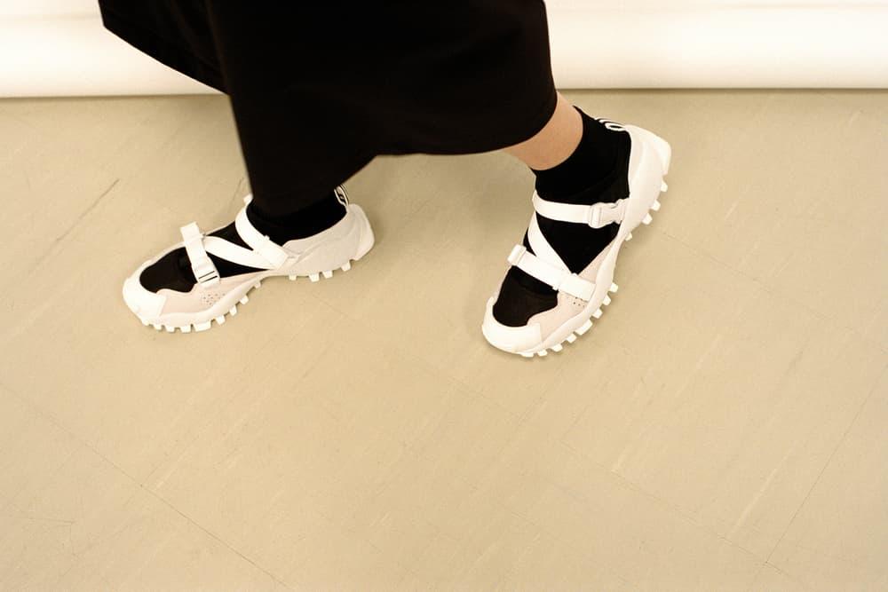 adidas originals hyke lookbook khaki sportswear womenswear