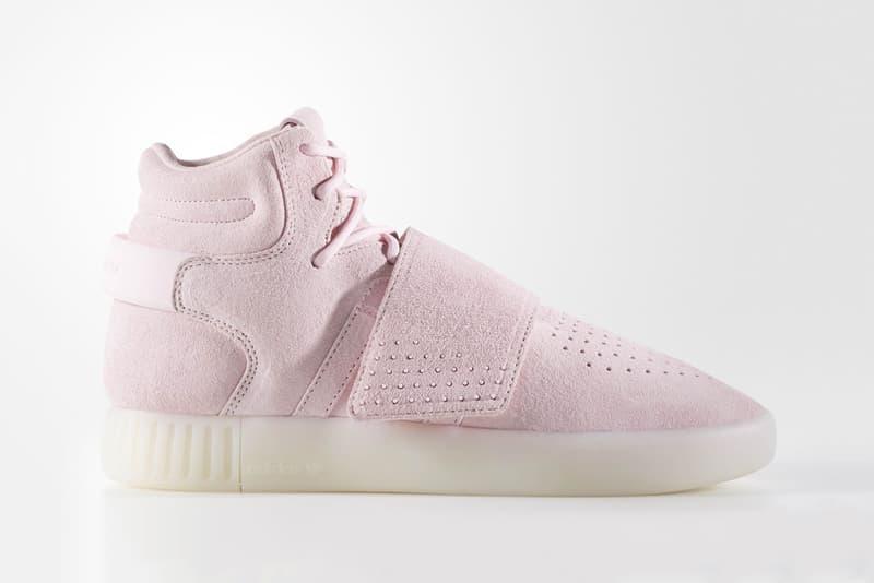 lowest price d75b6 79aca adidas Originals Tubular Invader Strap Vapour Pink | HYPEBAE
