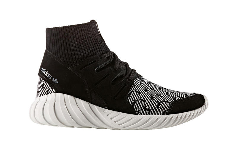 adidas Tubular Doom Primeknit core black