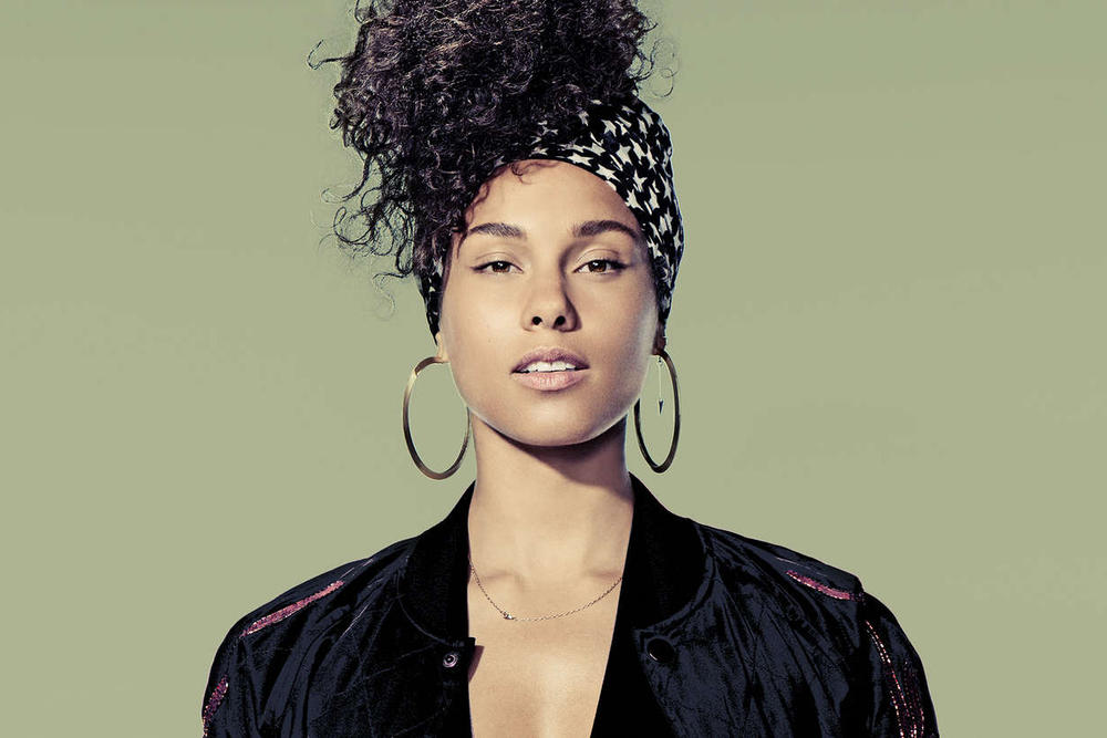 Alicia Keys Saturday Night Live