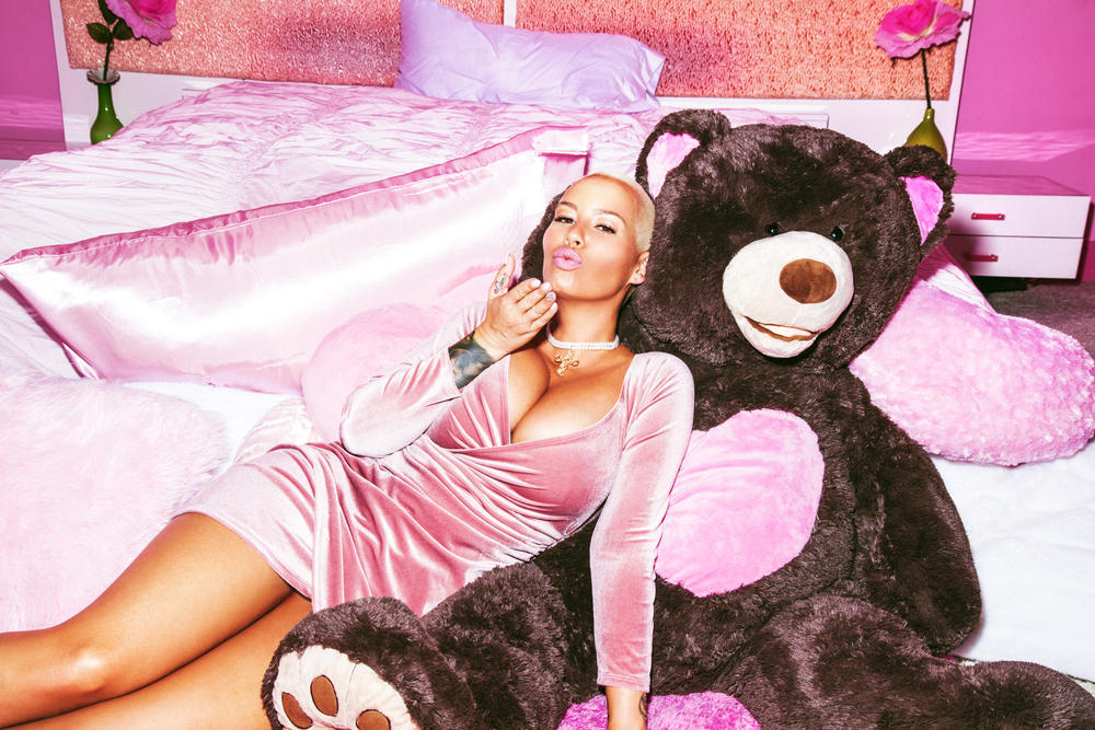 Amber Rose Missguided 2016 Fall Winter Campaign