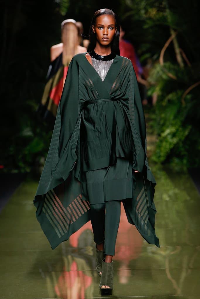 Balmain Paris Fashion Week 2017 Spring Summer