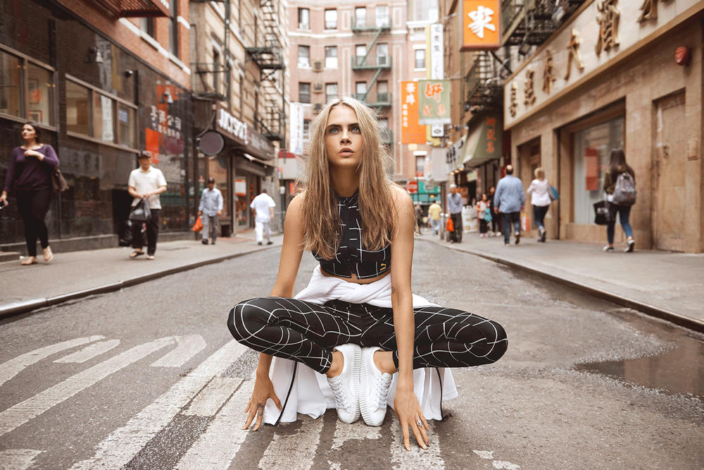 Cara Delevingne Do You PUMA Campaign