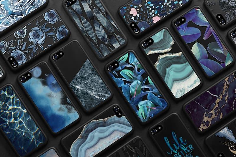 Casetify iPhone 7 Jet Black Case