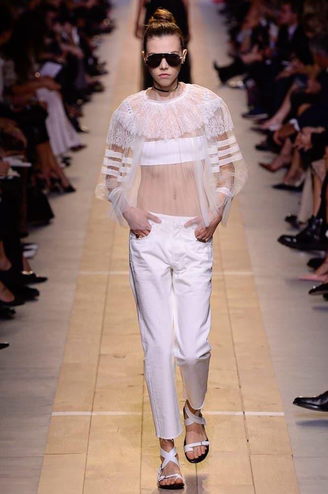 Christian Dior 2017 Spring Summer Collection