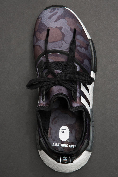 BAPE adidas Originals NMD R1 A Bathing Ape