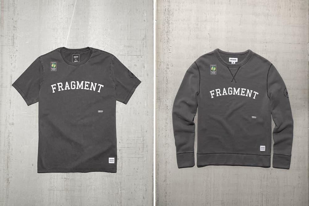 fragment design Converse Hiroshi Fujiwara
