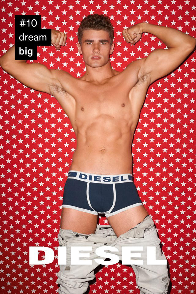 Diesel 2016 Fall/Winter For Successful Living Campaign