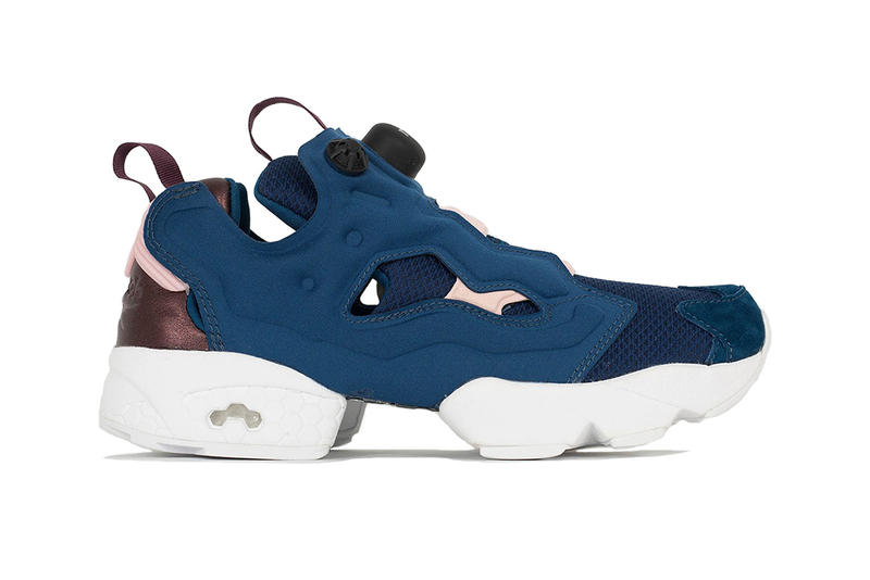 Face Stockholm Reebok Instapump Fury Classic Leather