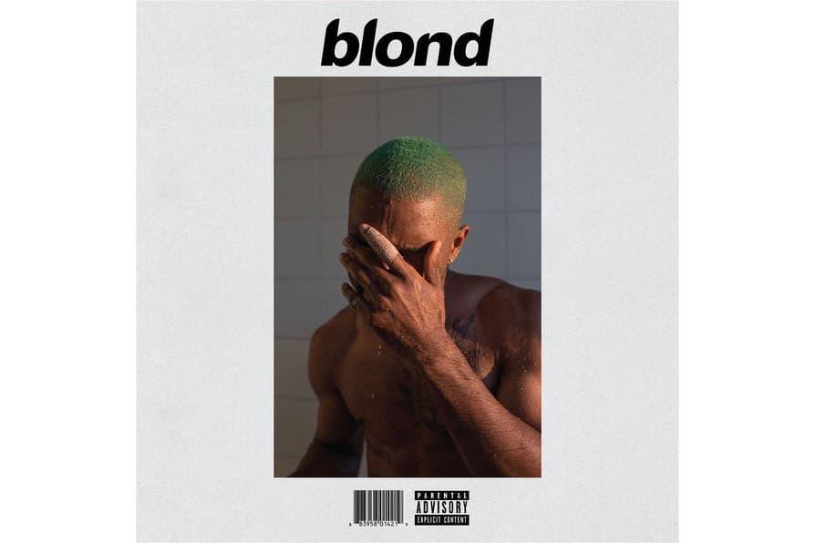 Frank Ocean Blond Album
