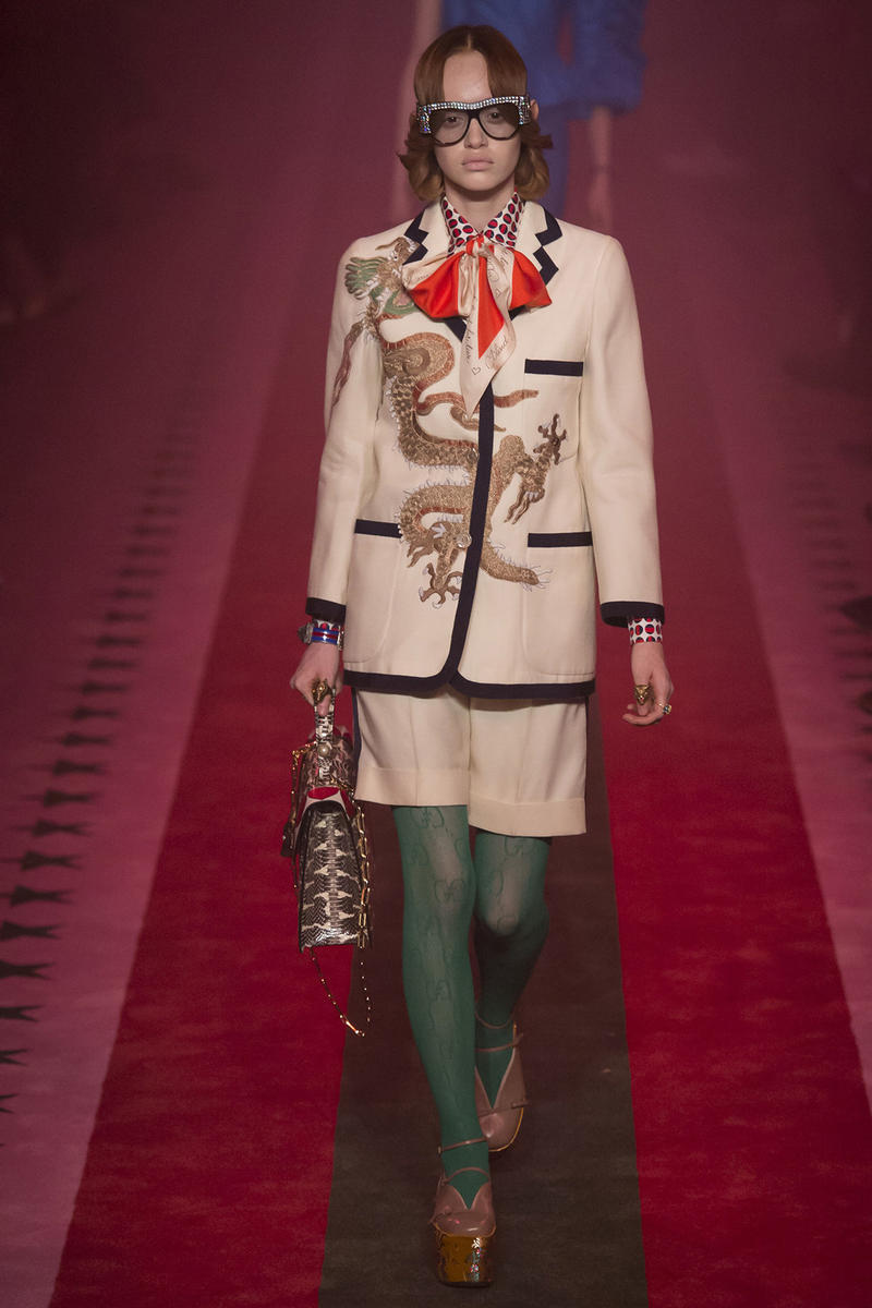 Gucci 2017 Spring Summer Collection