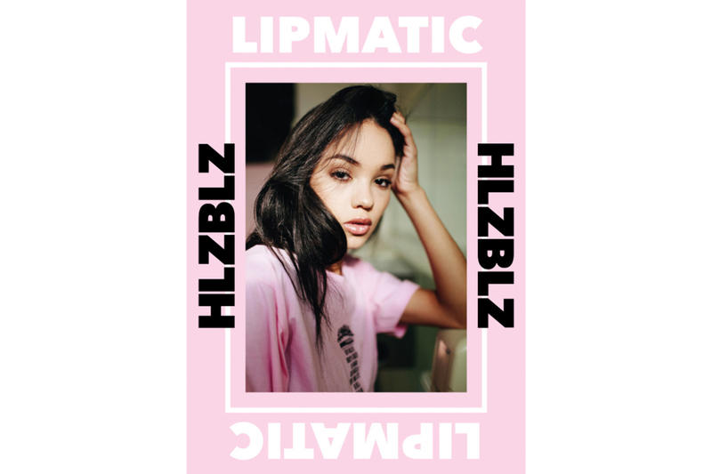 HLZBLZ x LIPMATIC Sweet Morning Dew Lip Gloss