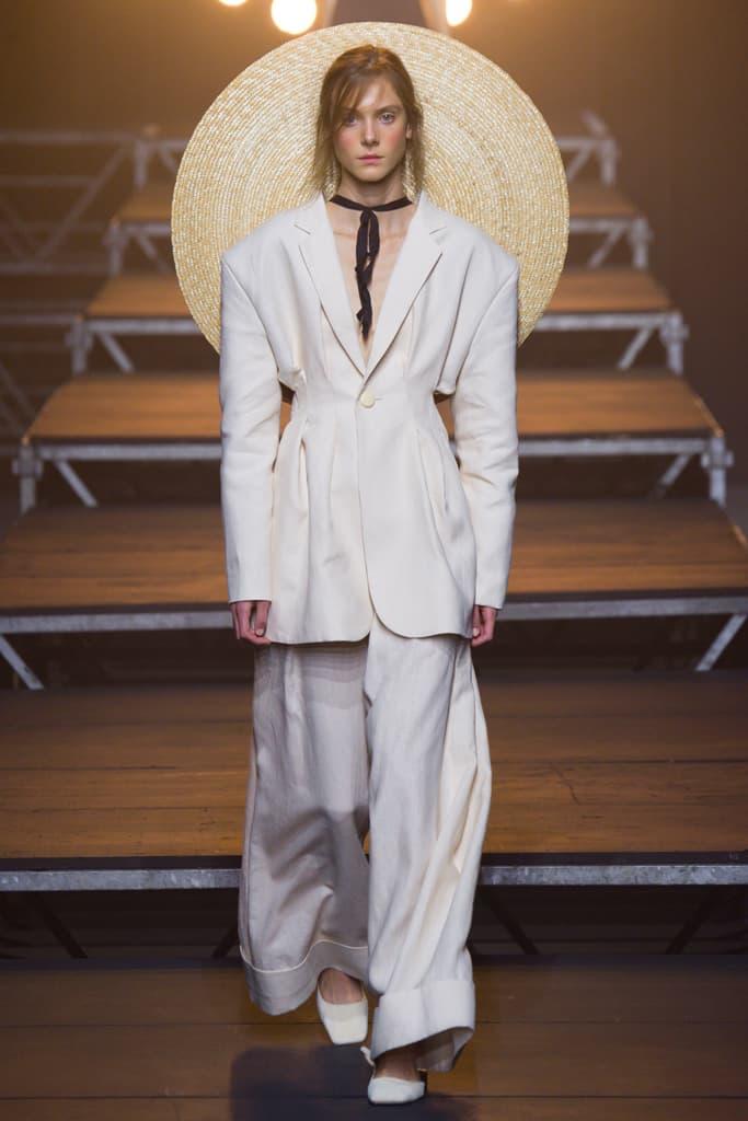 Jacquemus Paris Fashion Week 2017 Spring Summer
