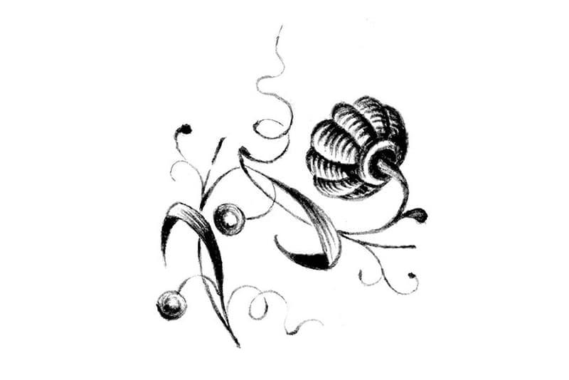 Kim Gordon Tattoos NY Art Book Fair