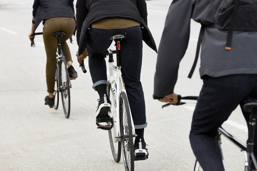 Levi's 2016 Fall Commuter Collection Lookbook