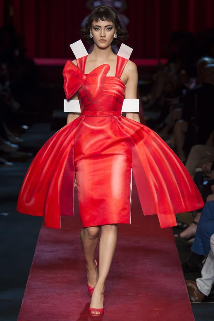 Moschino Milan Fashion Week 2017 Spring Summer