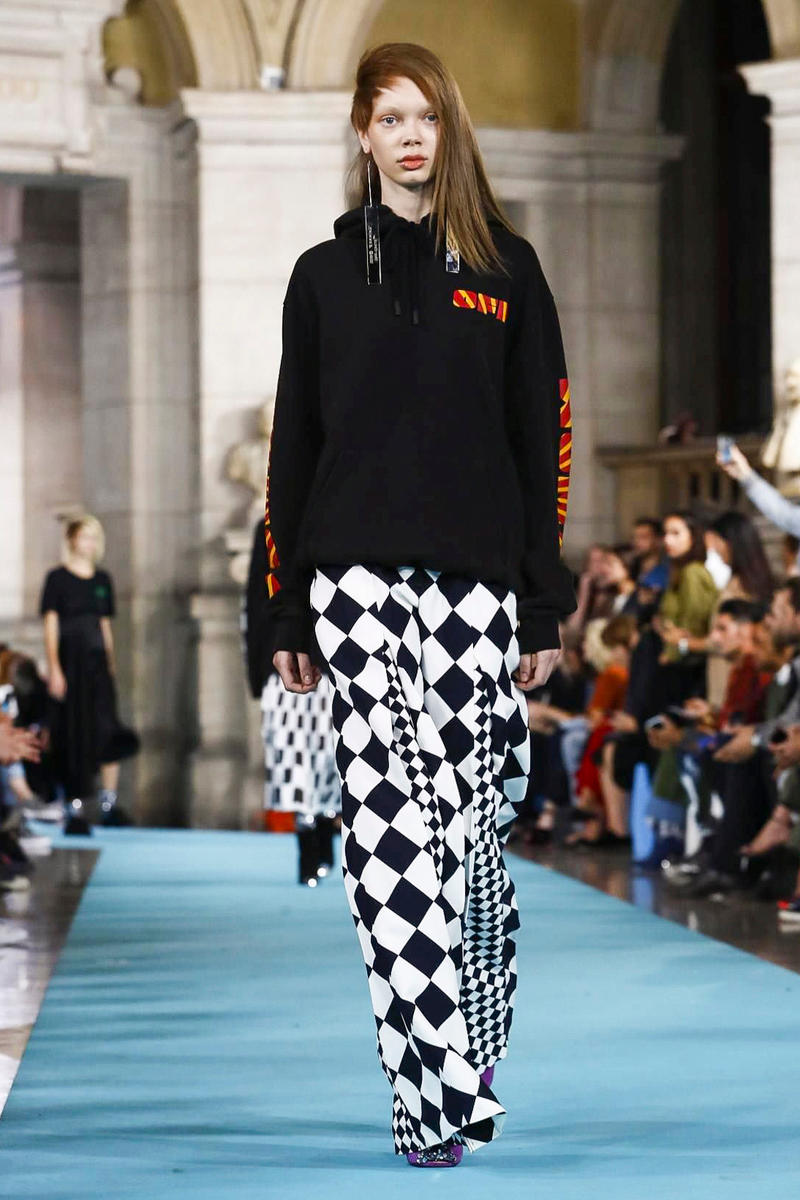 OFF-WHITE 2017 Spring Summer Business Woman Collection