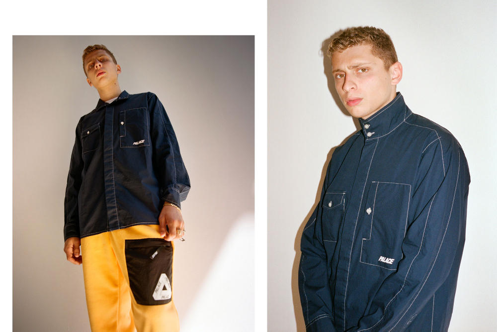 Palace 2016 Winter Collection Lookbook