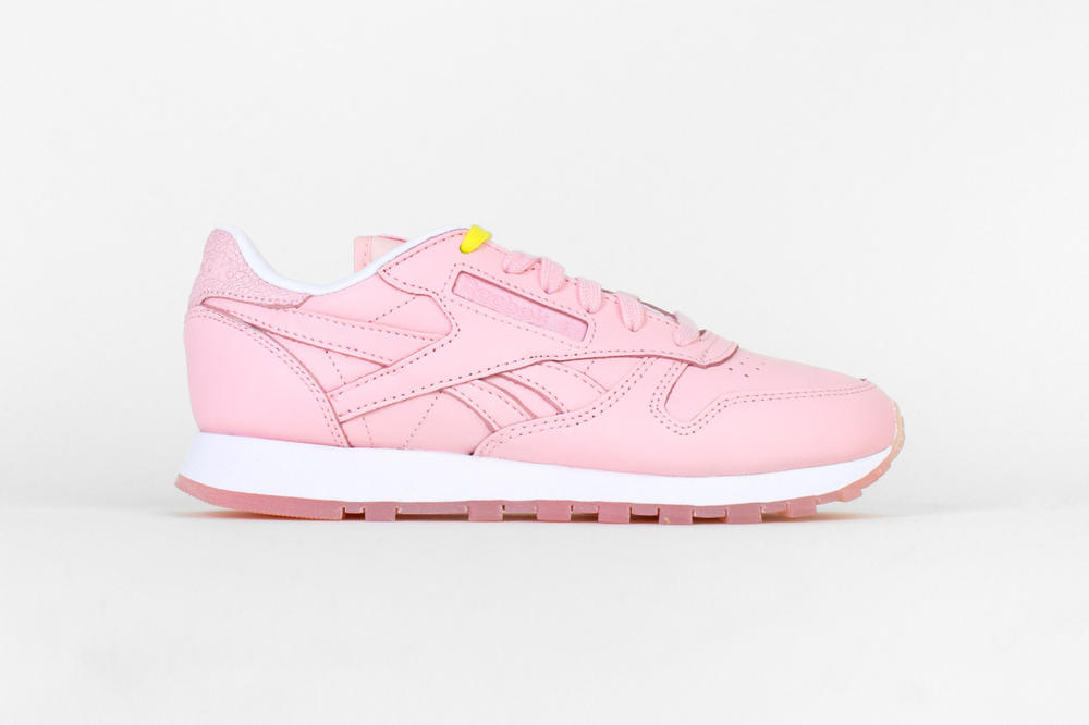 a3340250416 FACE Stockholm x Reebok Classic Leather Is a Pink Masterpiece