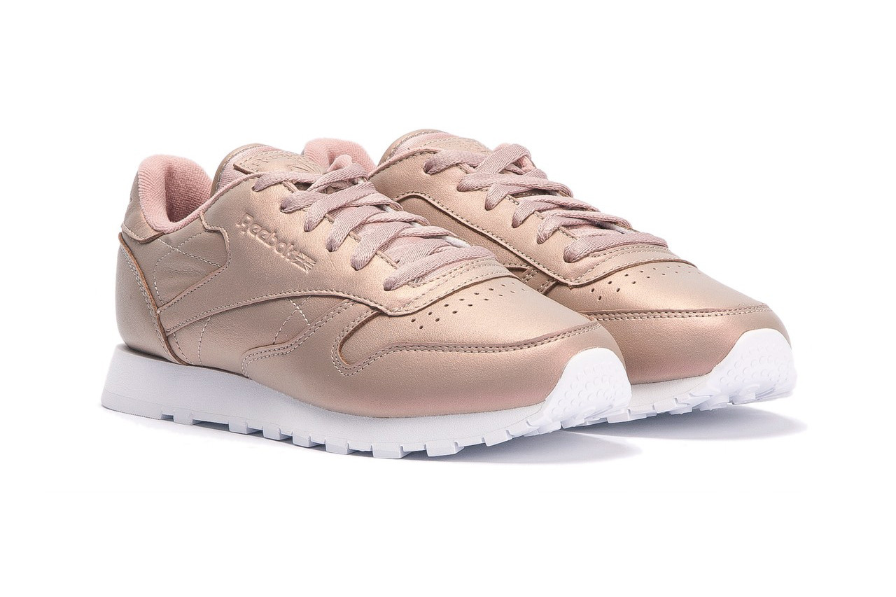 Reebok Leather Classic Pearl Pack Rose