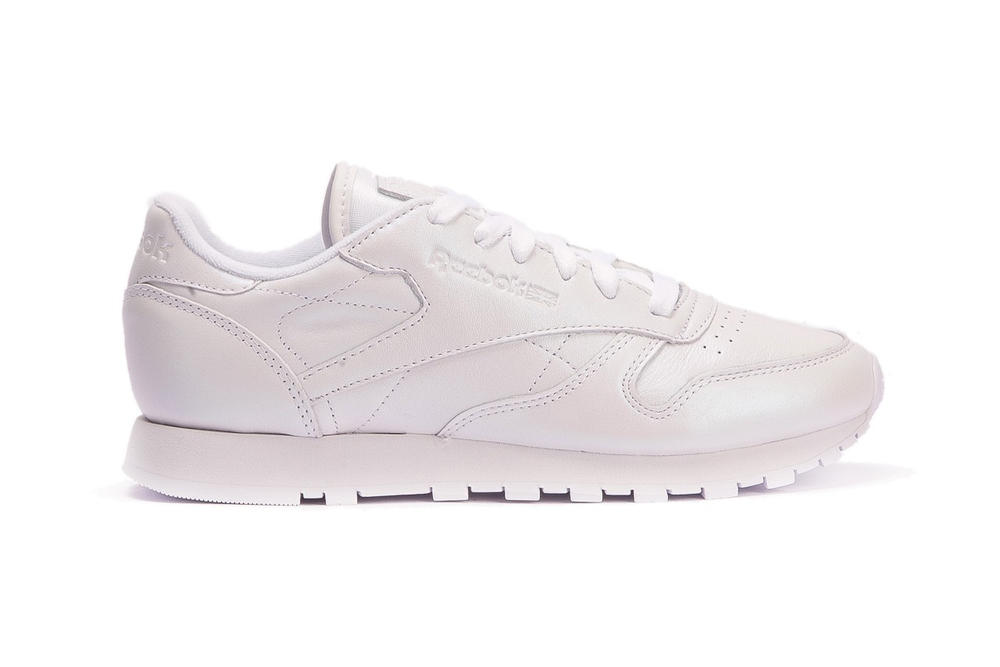 Reebok Leather Classic Pearl Pack Rose Gold White