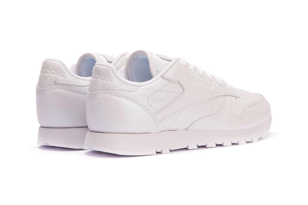 c8dd6488b92cbd Reebok Leather Classic Pearl Pack Rose Gold White