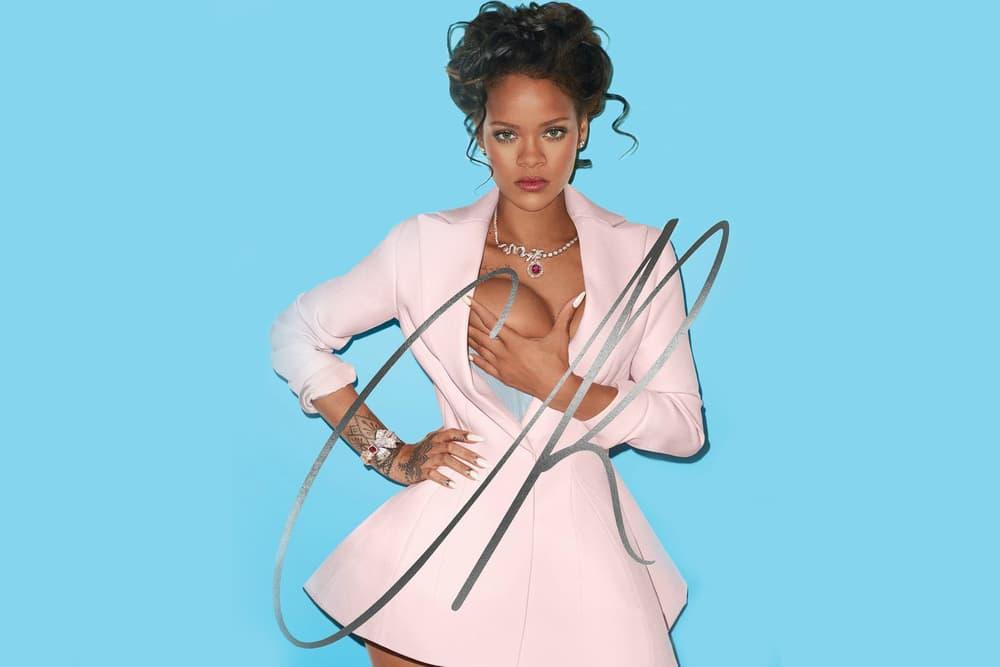 Rihanna CR Fashion Book 9