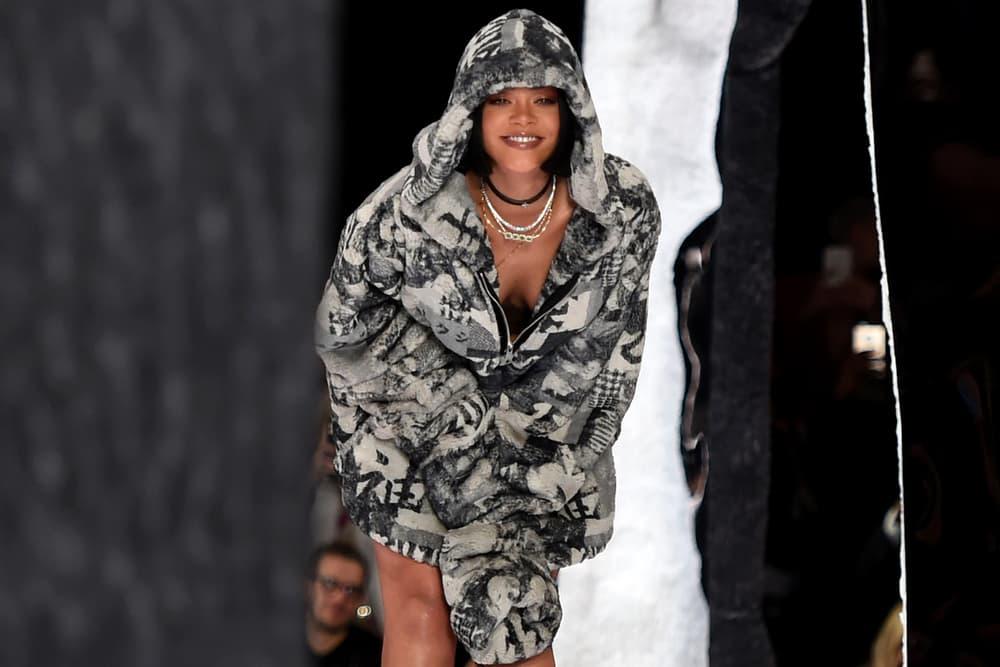 Rihanna Fenty PUMA NYFW