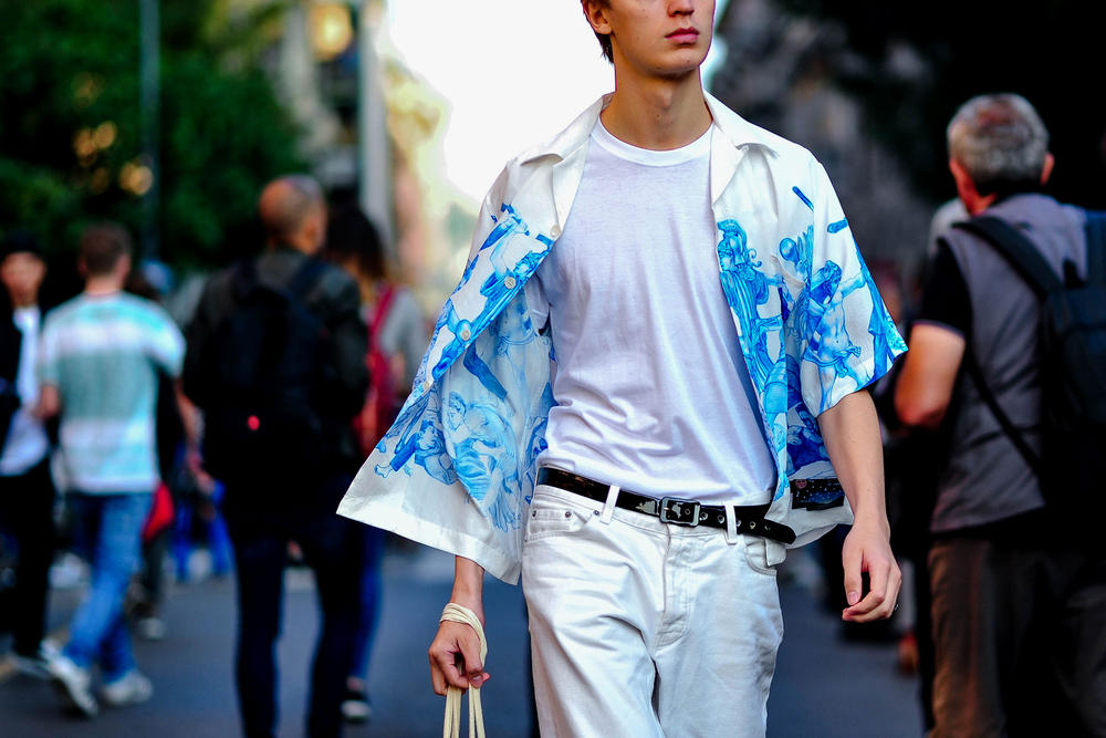 streetsnaps milan fashion week mfw street style vetements adidas rick owens vivetta