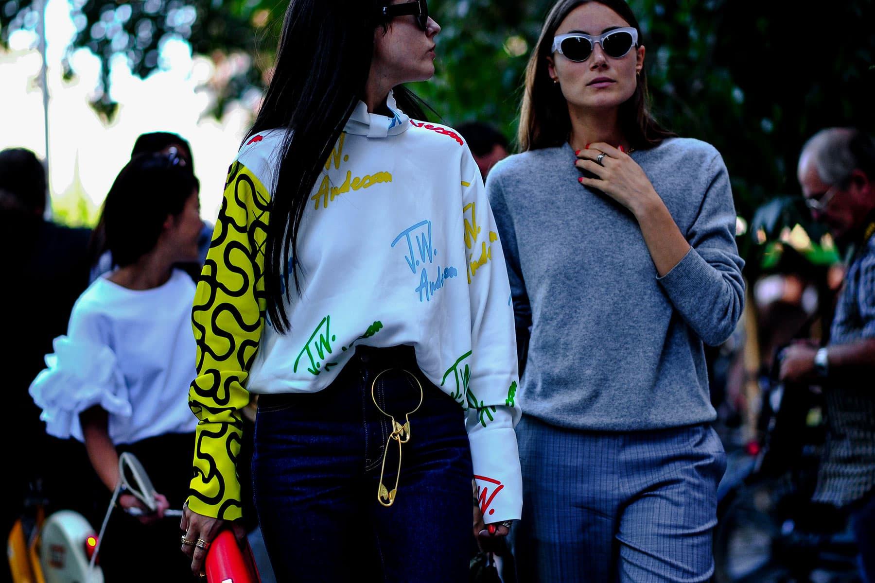Streetsnaps: Milan Fashion Week September 2016