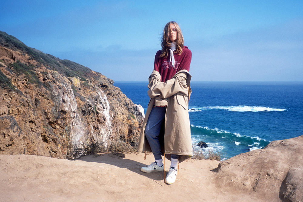 Stussy Women's 2016 Fall Campaign