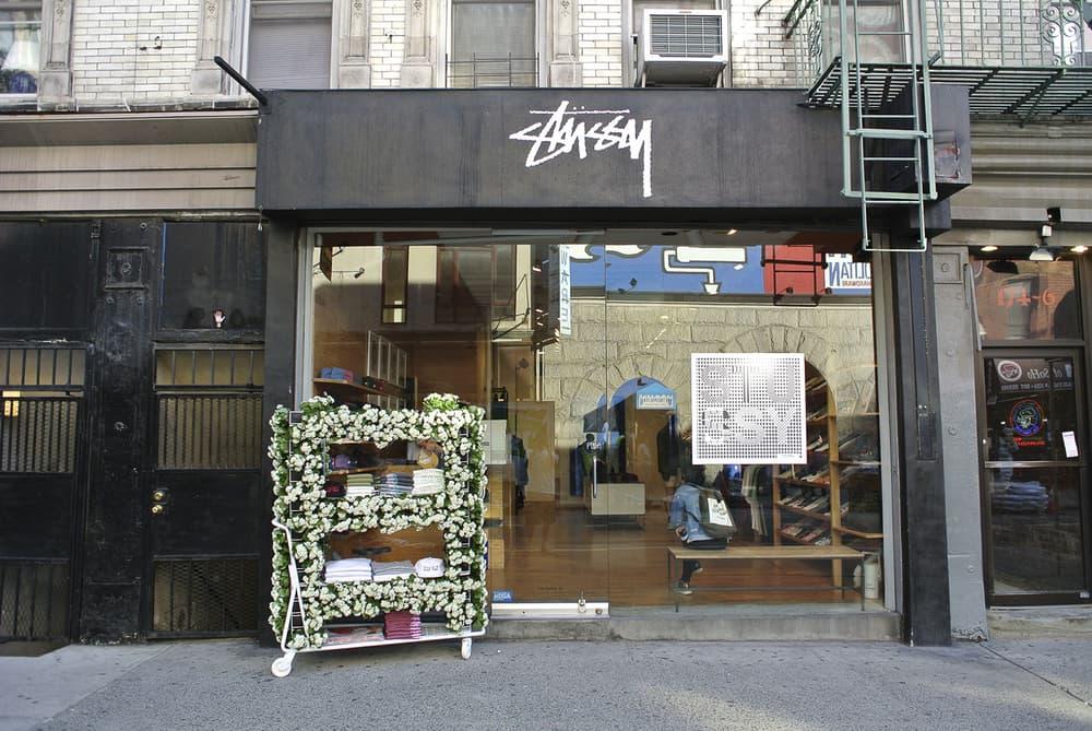 Stussy New York Chapter Pack Flower Cart