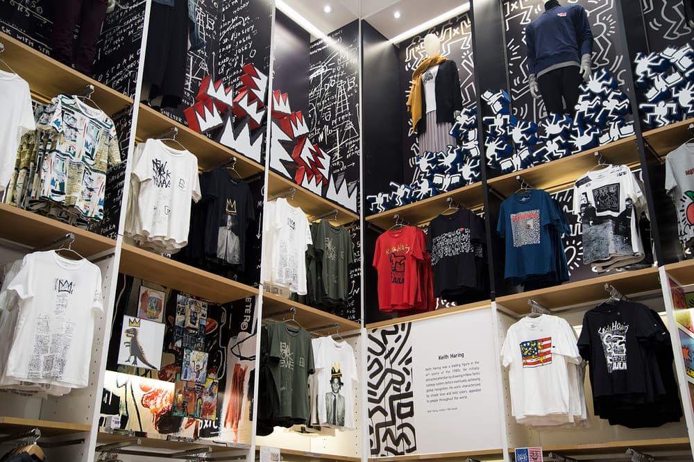 Uniqlo 10 Year Anniversary Rennovated SoHo Store