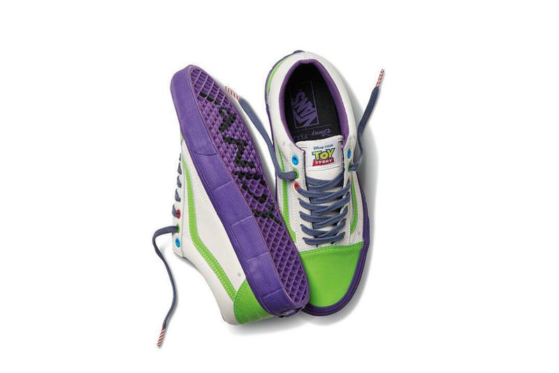 Toy Story Vans Sneaker Collaboration