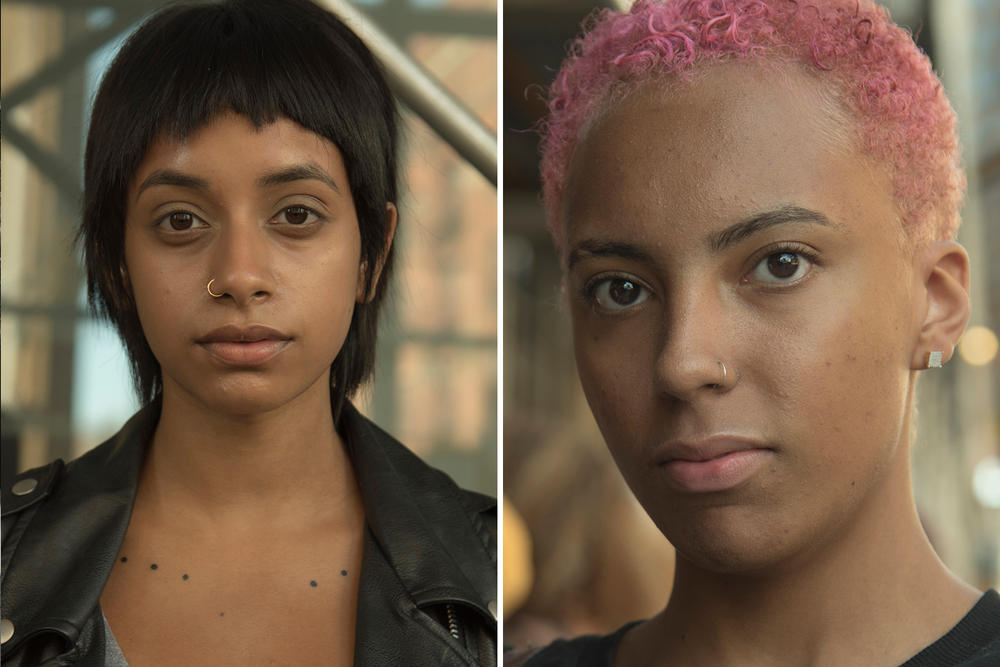 Yeezy Season 4 Casting Call Portraits Models