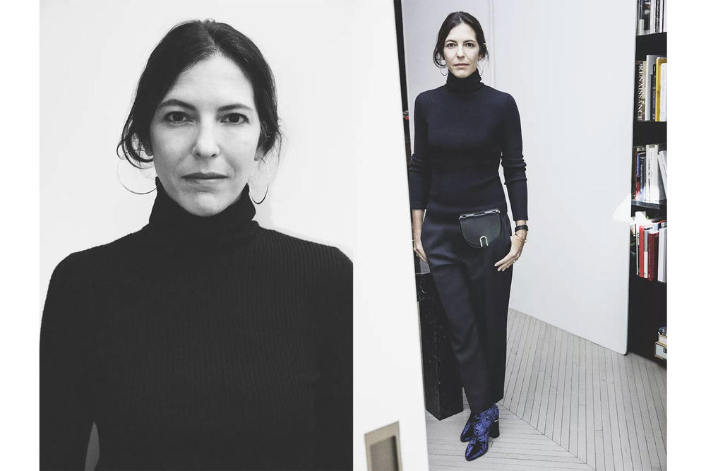 3.1 phillip lim pants trousers campaign girl boss lady
