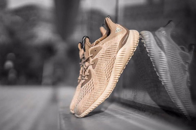 8c6569c17 adidas Strips Down the AlphaBOUNCE to Nude