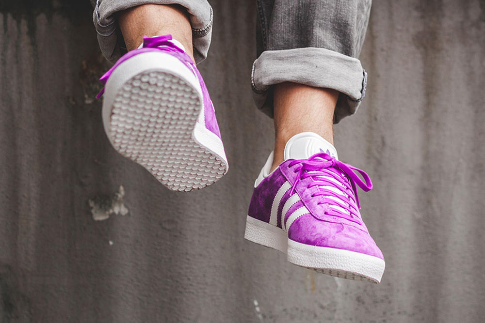 adidas Gazelle Ice Purple Shock Purple