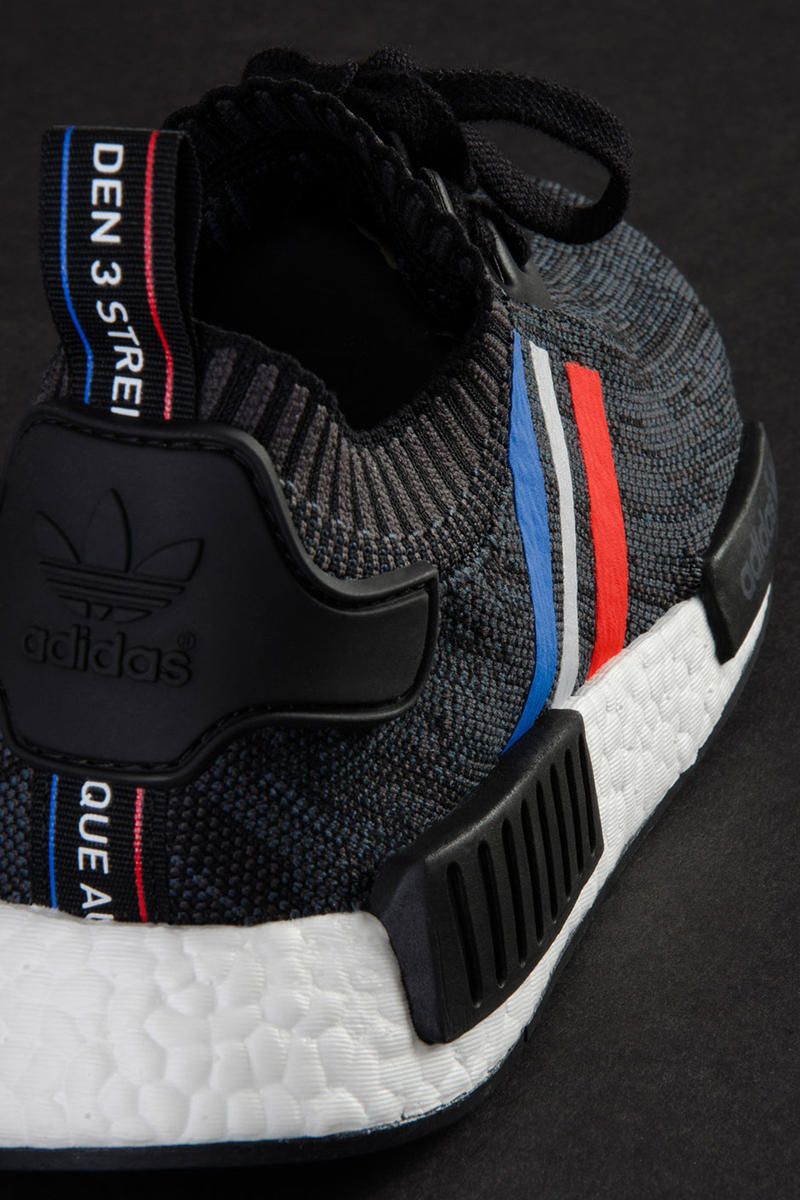 first rate 00d73 84a30 adidas NMD R1 Primeknit Tri Color Pack Closer Look | HYPEBAE