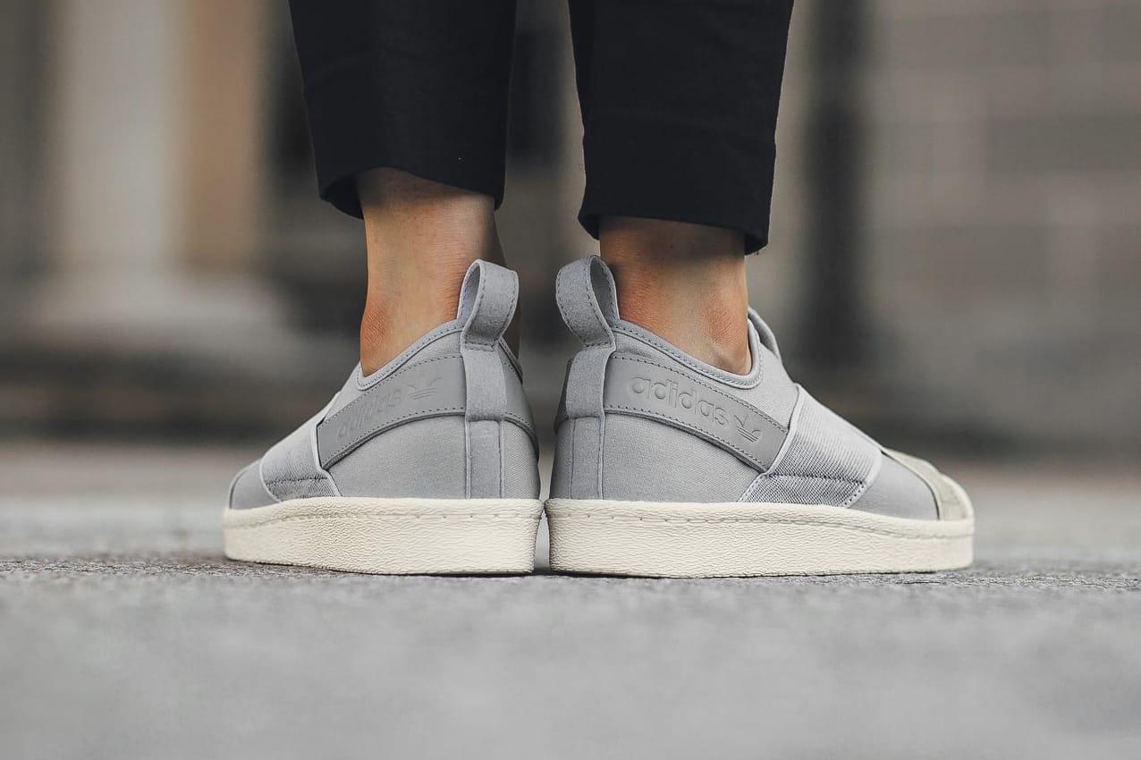 adidas Originals Superstar Slip-On In