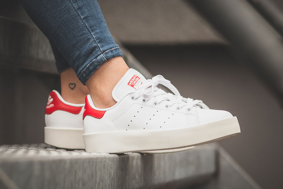 401bd3f59d2d The adidas Stan Smith Bold Is Made for Platform Lovers
