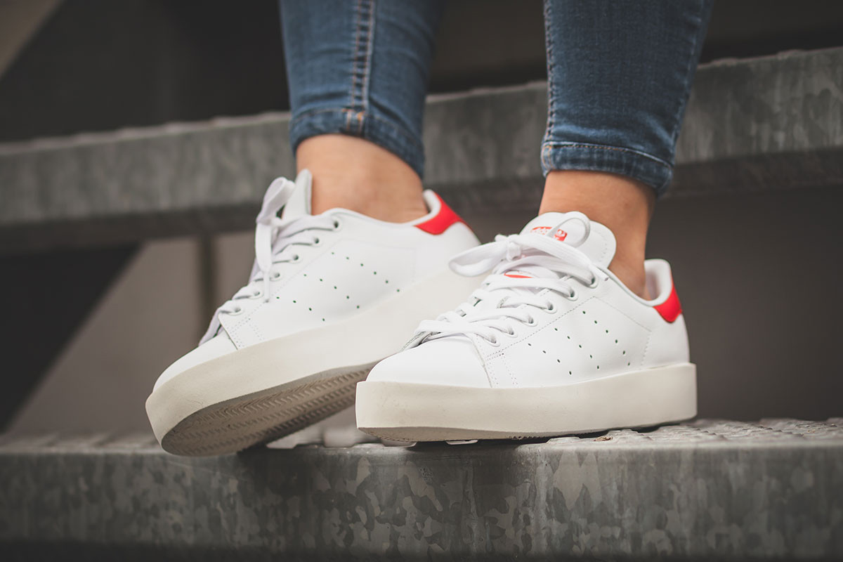 adidas Stan Smith Bold In \
