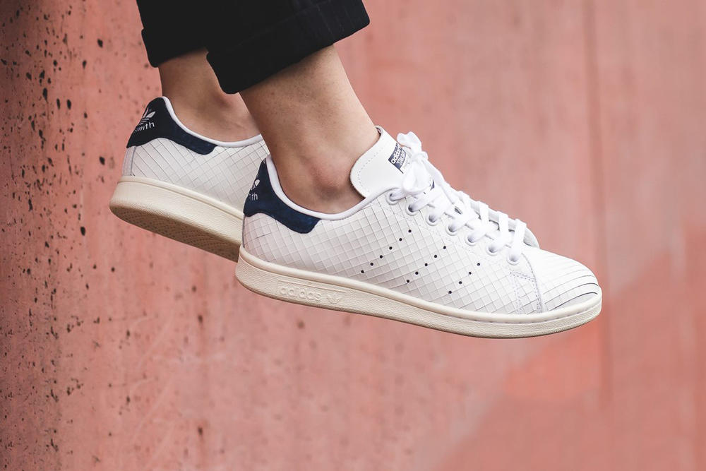 adidas Stan Smith Footwear White Conavy