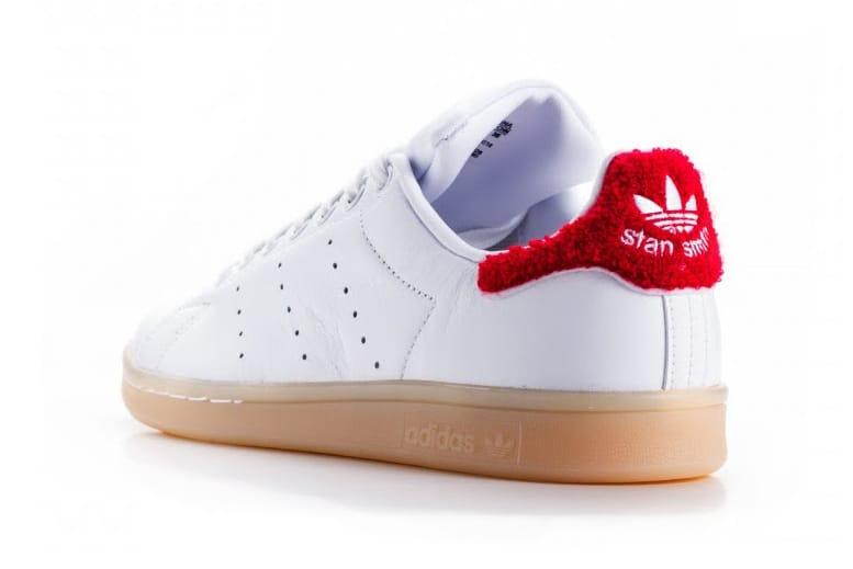 adidas Stan Smith Fuzzy Heel | HYPEBAE