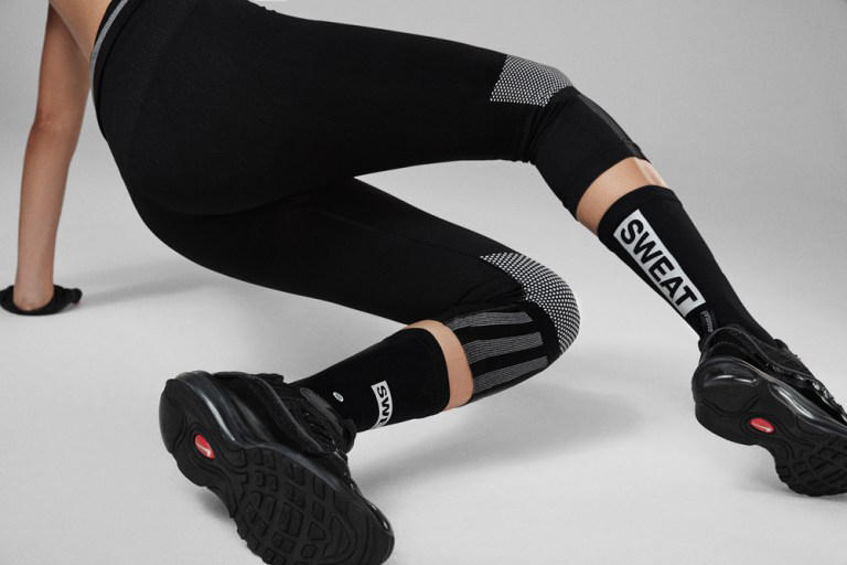 Adrianne Ho Sweat The Syle Stance Socks