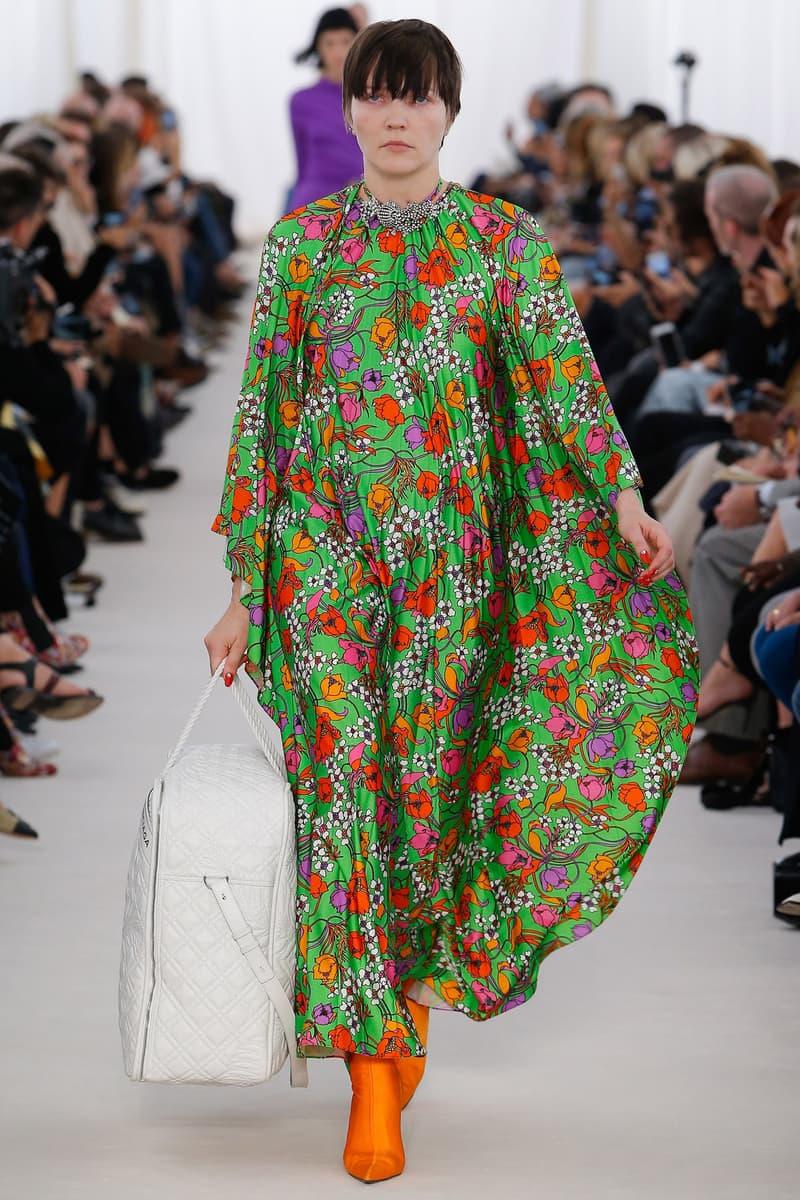 demna gvasalia balenciaga paris fashion week runway spring summer 2017