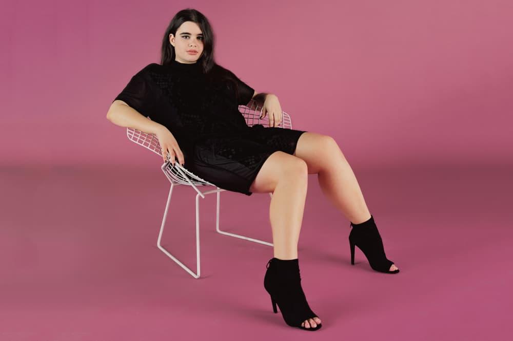 Barbie Ferreira Missguided Plus Size Campaign