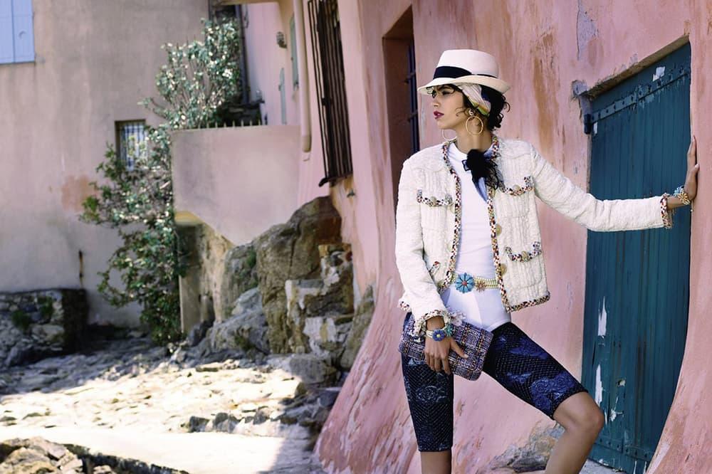 Chanel 2017 Cruise Campaign Cuba